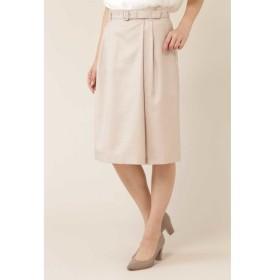 NATURAL BEAUTY / ビエラベルト付スカート