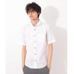 [マルイ]【セール】オンラインストア限定価格!! リネンコットンシャツ/MKオム(MK homme)
