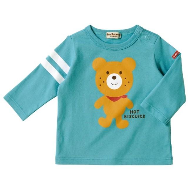 [マルイ]【セール】Tシャツ(デイリー / ビーンくん&キャビットちゃん)/ミキハウス ホットビスケッツ(MIKIHOUSE HOT BISCUITS)