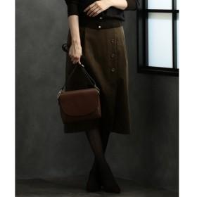 [マルイ]【セール】【洗える】オルセンコール スカート/Jプレス Sサイズ(レディス)(J.PRESS LADIES S)
