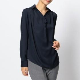 [マルイ]【セール】ナチュラルストレッチドレープシャツ/ナラカミーチェ(NARACAMICIE)