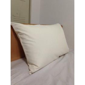 枕カバー キナリ 綿100% 50x70〜90センチ大型枕用 新品未使用品