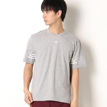 [マルイ] 【アディダスオリジナルス】メンズTシャツ(OUTLINE TEE)/アディダス オリジナルス(adidas originals)