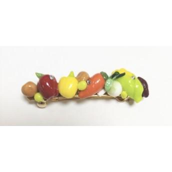 採れたて野菜のバレッタ 小サイズ