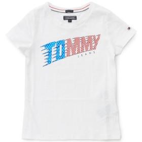[マルイ]【セール】ロゴプリントTシャツ/トミーヒルフィガー(キッズ)(TOMMY)