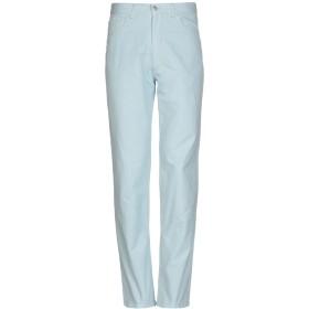 《期間限定セール開催中!》FRED PERRY メンズ パンツ アジュールブルー 46 コットン 100%