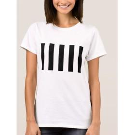 モノ ストライプ Tシャツ