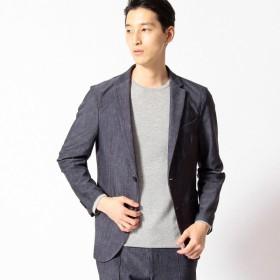 [マルイ]【セール】モナリザプリントセットアップジャケット/コムサメン(COMME CA MEN)