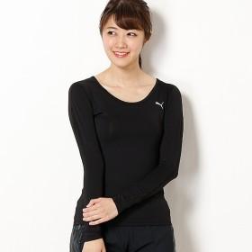 [マルイ]【セール】【プーマ/PUMA】レディーストレーニングLSシャツ(テック ライト LS Tシャツ)/プーマ(PUMA)