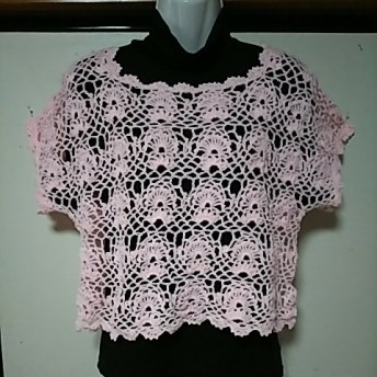 手編みセーター 手編みカーディガン ニット サマーセーター
