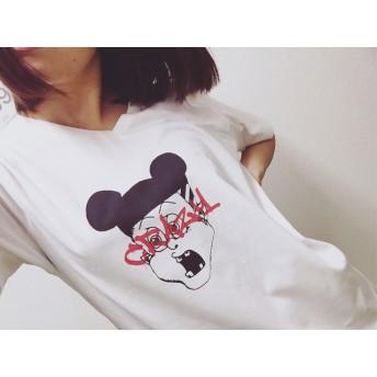 CRAZY Tシャツ
