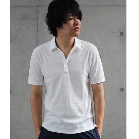 [マルイ]【セール】HIGH STREET∴リンクスボーダー半袖ポロシャツ/ハイストリート(HIGH STREET)