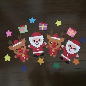 サンタとトナカイ☆クリスマス!