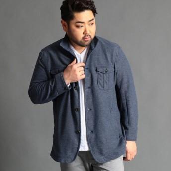 [マルイ]【セール】<大きいサイズ>M-65ジャケット/ハイダウェイ(大きいサイズ)(HIDEAWAYS)