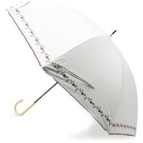 [マルイ]【セール】【晴雨兼用】フラワー刺繍長傘/シューラルー(レディス)(SHOOLARUE Ladies)