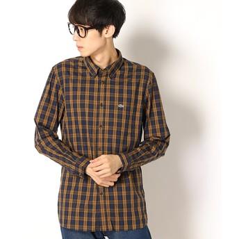 [マルイ]【セール】ラコステ ブラックウォッチチェックシャツ(長袖)/ラコステ(LACOSTE)