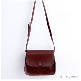 [マルイ]【セール】フェイクレザーショルダーバッグ2571/メルロー(merlot)