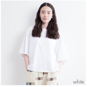 [マルイ]【セール】オーバーサイズコットンTシャツ/フィリル(fillil)