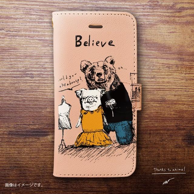 d264dff909 Original手帳型iPhoneケース「Believe3」 通販 LINEポイント最大1.0%GET ...