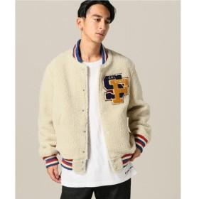 [マルイ]【セール】メンズブルゾン(White Ville/ホワイツビル: Custom Boa Stadium Jacket)/ジャーナルスタンダード(メンズ)(JOURNAL STANDARD MEN'S)