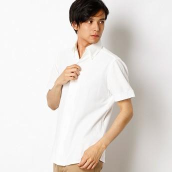 [マルイ]【セール】カットソー素材 半袖シャツ/クールビズ/メンズビギ(MEN'S BIGI)
