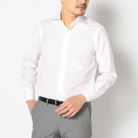 [マルイ] SD:【ALBINI社製生地】ファインフィットブロード ソリッド ワイドカラーシャツ/シップス(メンズ)(SHIPS)