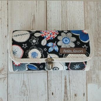 和柄の長財布