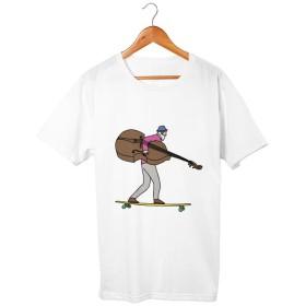 Old man #5 Tシャツ