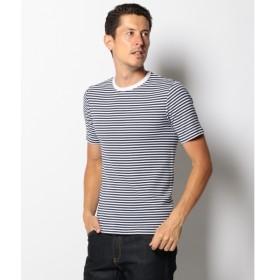 [マルイ]【セール】【LEE9月号掲載】MARUDOUボーダー半袖 Tシャツ/シェアパーク メンズ(SHARE PARK MENS)