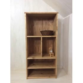 薄茶のマルチスペースボックス ハンドメイド家具CN-W