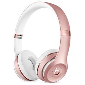Beats by Dr. Dre(オンイヤー型)ワイヤレスヘッドフォンSolo3 WirelessローズゴールドMNET2PA/A