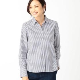 [マルイ]【セール】ストライプ柄 ベーシックシャツ/コムサイズムレデイス(COMME CA ISM)