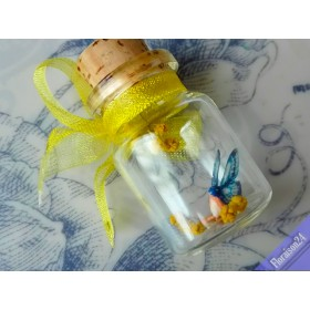 『小瓶の妖精』(ミモザ10)