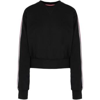 《セール開催中》NO KA 'OI レディース スウェットシャツ ブラック 00 コットン 65% / ポリエステル 35%