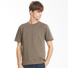 [マルイ]【セール】ジャカードクルーネックTシャツ/アバハウス(ABAHOUSE)
