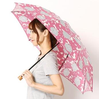 [マルイ]【セール】折り畳み傘【手開きタイプ】サテンプリント 優(レディース/婦人)/ソウ・ソウ(SOUSOU)