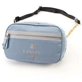 LANVIN en Bleu ランバンオンブルー メチス ボディバッグ2WAY