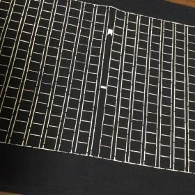 原稿用紙柄 ランチョンマッット テーブルマット