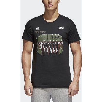 [マルイ]【セール】メンズアパレル M BOBA FETT Tシャツ/アディダス(スポーツオーソリティ)(adidas)