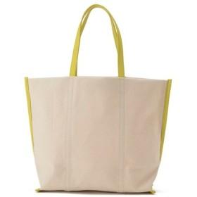 [マルイ]【セール】stitch line tote bag/ヒッチハイクマーケット(HITCHHIKEMARKET)