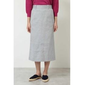 [マルイ]【セール】≪Japan couture≫ ウエストタックスカート/ヒューマンウーマン(HUMAN WOMAN)