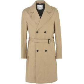 《期間限定 セール開催中》ESSENTIEL ANTWERP メンズ ライトコート ベージュ 46 コットン 97% / ポリウレタン 3% M-kaipo trench coat