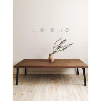 folding table large