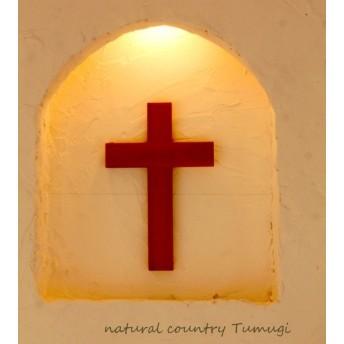 wooden cross#1(木製の十字架)