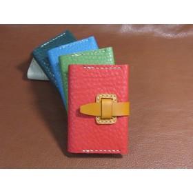 革のカードケース CC-001
