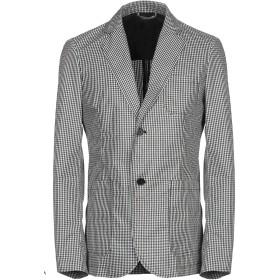 《期間限定セール開催中!》GUESS BY MARCIANO メンズ テーラードジャケット ブラック 50 ポリエステル 100%