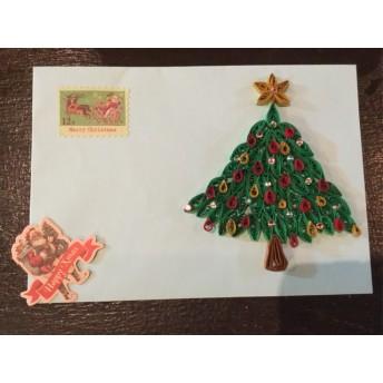 クリスマスギフト封筒