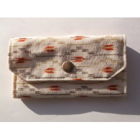 和布の蛇腹カードケース