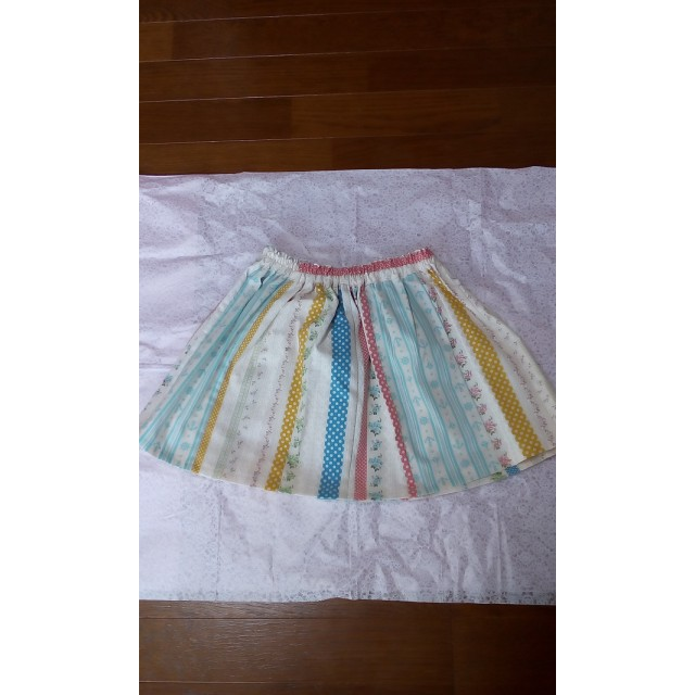 120サイズ スカート
