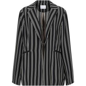 《期間限定セール中》SADEY WITH LOVE レディース テーラードジャケット ブラック 46 ポリエステル 100%